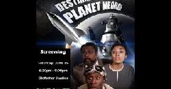 Kevin Wilmott, director of DESTINATION Planet Negro 8 22 & 8 23 2013