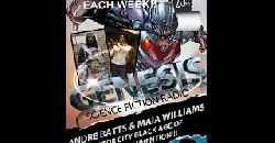 ANDRE BATTS & MAI WILLIAMS OF MOTOR CITY BLACK AGE OF COMICS 9 20 13