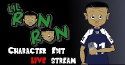 Lil Ron Ron Character Edit Live Stream
