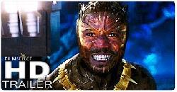"BLACK PANTHER ""War"" Trailer ("