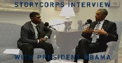 Extended Cut: President Obama's StoryCorps Interview