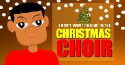 I don't want to sing songs with the Christmas Choir (Cartoon for Kids) Full Episodes