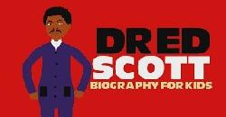 Meet Dred Scott for Black History Month: featured Cartoon for Kids with Dred Scott (Black History)