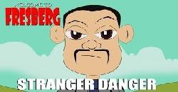 CartOon Network on ScHool Safety, Educational Cartoons, Family Video Stranger Danger like ABC Family