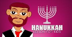 Here's a Hanukkah for Kids Cartoon. See why Hanukkah Around the World is celebrated