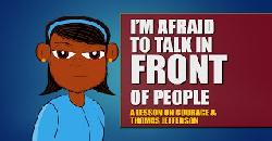 Afraid to Talk in Class (Cartoon Network for Educational Videos for Students) Thomas Jefferson