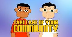 Take Care of Community (Ancient Egypt Cartoon for Kids) Educational Videos