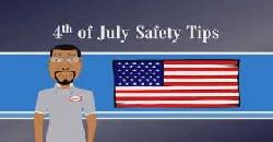 4th of July Firework Tips: Educational Video for Students/Kids (Watch Cartoons Online)