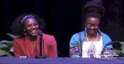 Bree Newsome Speaking on Art, Activism, Science Fiction and Horror