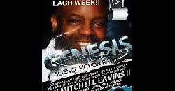 ENTREPRENEUR ROY MITCHELL EAVINS II 9 14 13 GENESIS SCIENCE FICTION RADIO