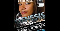 YTASHA L  WOMACK 10 04 13 GENESIS SCIENCE FICTION RADIO