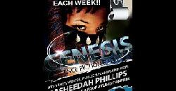 RASHEEDAH PHILLIPS   9 6 13 GENESIS SCIENCE FICTION RADIO