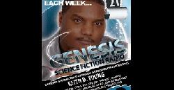 KEITH D  YOUNG, 6 21 13 ON GENESIS SCIENCE FICTION RADIO