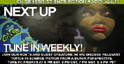 GENESIS SCIENCE FICTION RADIO Michael Mucker 5 24 13