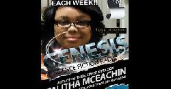 Talitha McEachin 10 18 13 ON GENESIS SCIENCE FICTION RADIO