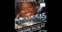 YVONNE NICOLAS 9 27 13 GENESIS SCIENCE FICTION RADIO