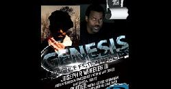 JOSEPH R  WHEELER III AND DAMION POITIER GENESIS SCIENCE FICTION RADIO!