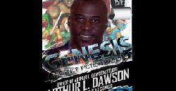 7 25 14 ARTHUR L  DAWSON on GENESIS SCIENCE FICTION RADIO SERIES