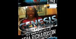 AFUA RICHARDSON AKA DOCTA FFRIDAY 12 20 13 ON GENESIS SCIENCE FICTION RADIO