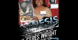 2 1 2013 K Ceres Wright AUTHOR of COG Science Fiction Novel